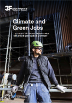 Climate and green jobs