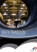 Green transition the road for new jobs and better climate